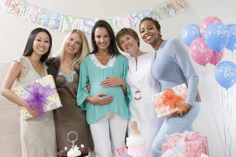 Consejos para organizar una Baby Shower