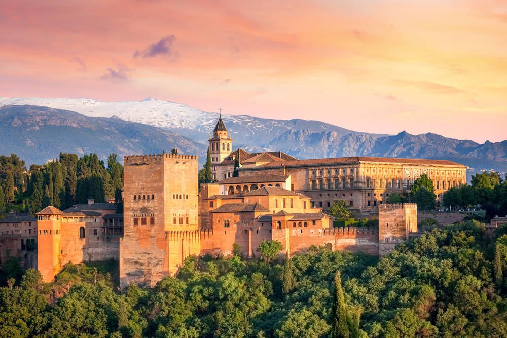 De vacaciones en Granada