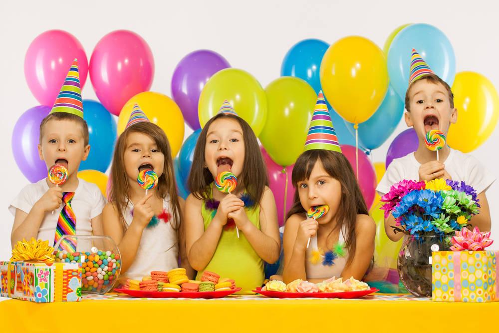 Cómo organizar una fiesta infantil en casa
