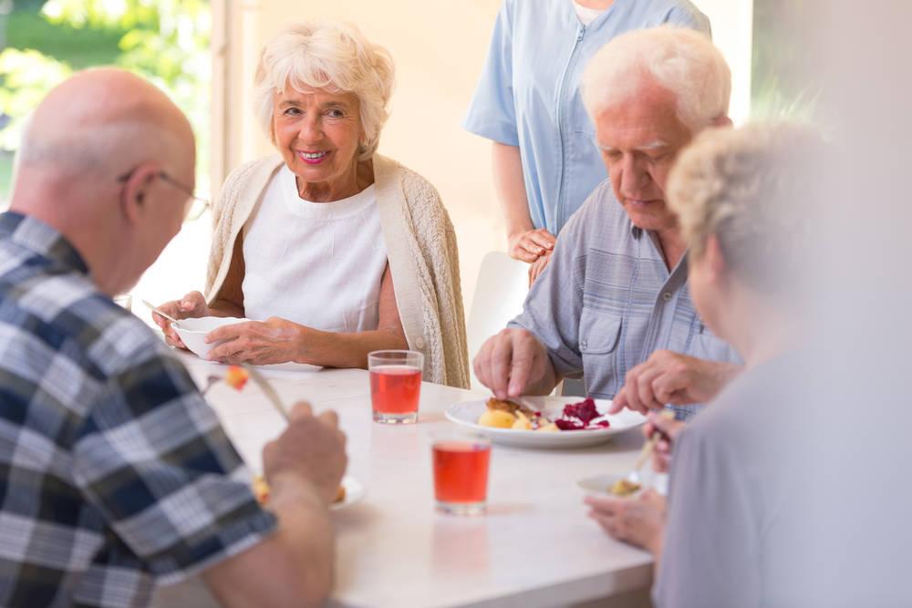 Eventos y fiestas en residencias de ancianos