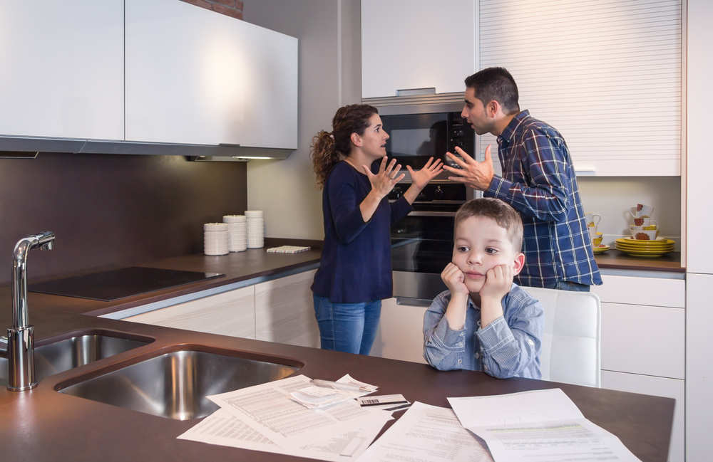 Repartir los bienes de uso común tras una separación o divorcio